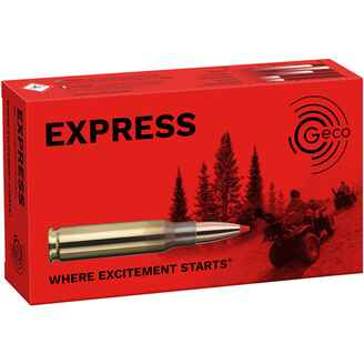 .308 Win. Express 10,7/165grs., Geco