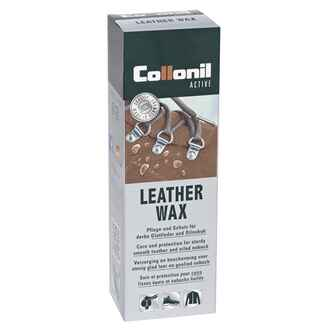 Leder-Pflegecreme Leather Wax, Collonil