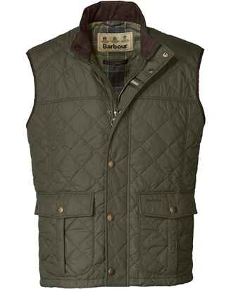 Steppweste Explorer Gilet, Barbour