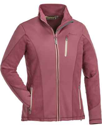 Damen Fleecejacke Tiveden Light, Pinewood