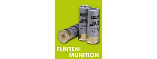 Zur Flintenmunition