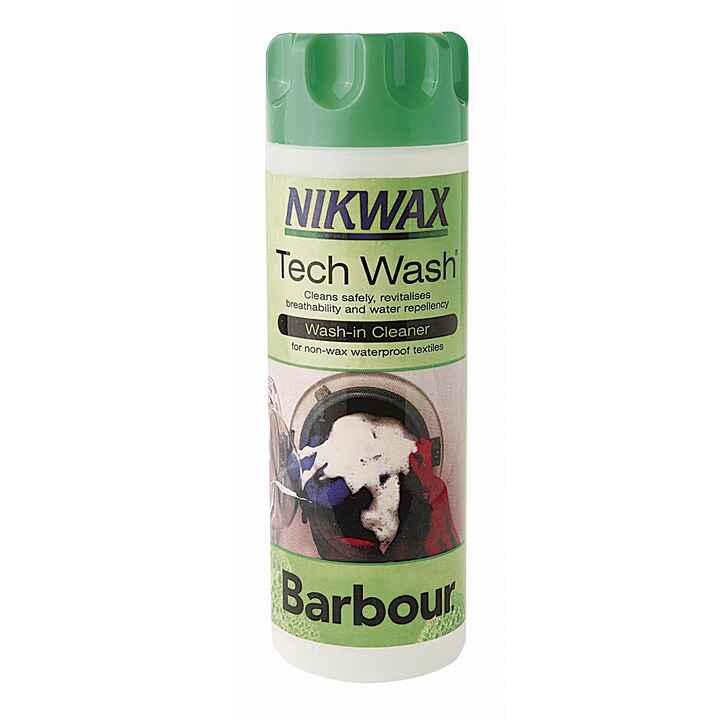 Tech Wash Nikwax, Barbour