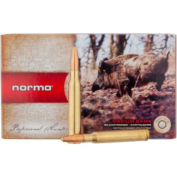 7x64 PPDC 170 grs., Norma