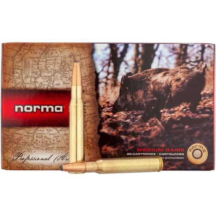 .30-06 Spr. Oryx 200 grs., Norma