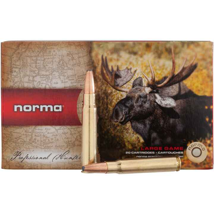 8x57 IS, Oryx 196 grs., Norma
