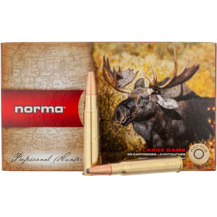 8x57 IRS, Oryx 196 grs., Norma