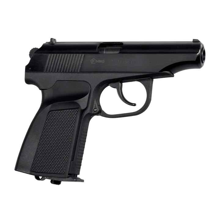 CO2 Pistole Makarov MP654, Baikal