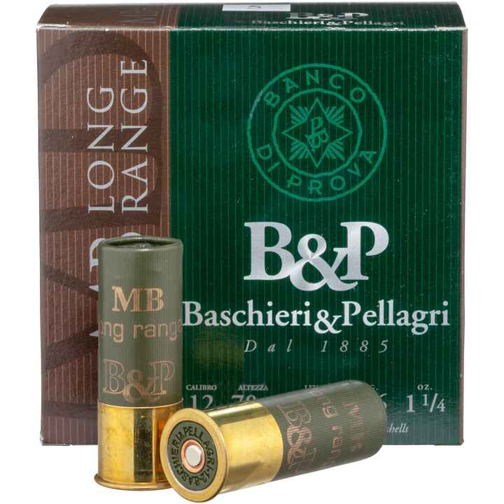 12/70 4MB Long Range 3,5mm 36g, Baschieri & Pellagri
