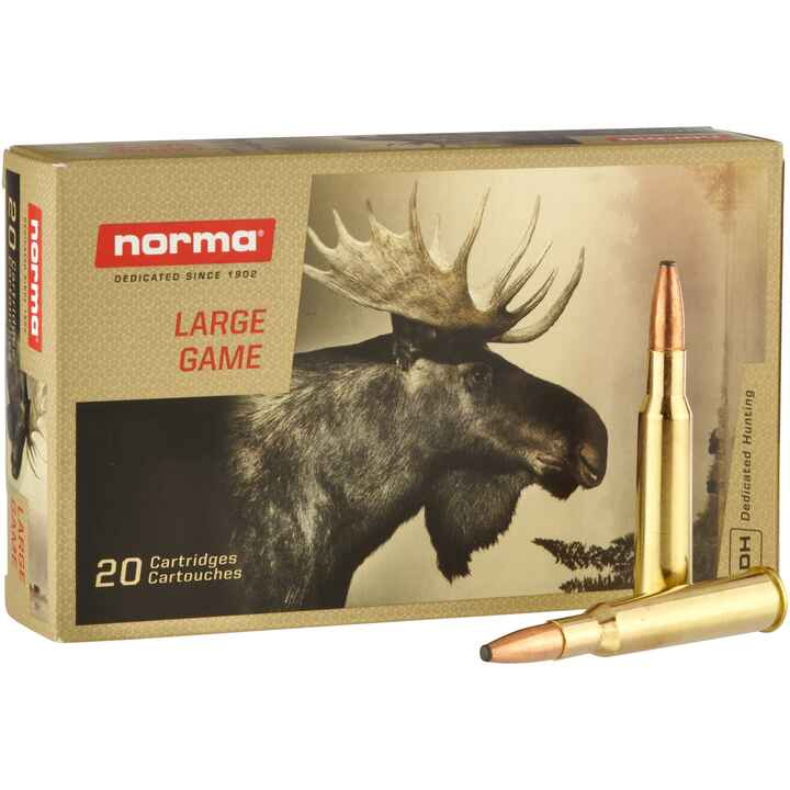 7x57 R, Oryx 156 grs., Norma