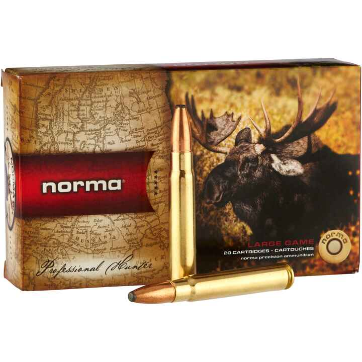 9,3x62, Oryx 285 grs., Norma
