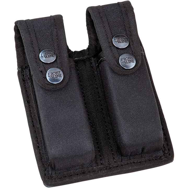Double magazine holster, N.G., Front Line