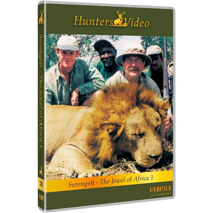 DVD: Serengeti – Jagd in Afrikas Juwel 1, Hunters Video