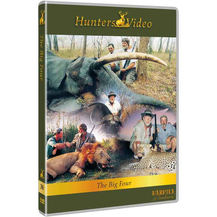 DVD: The Big Four, Hunters Video
