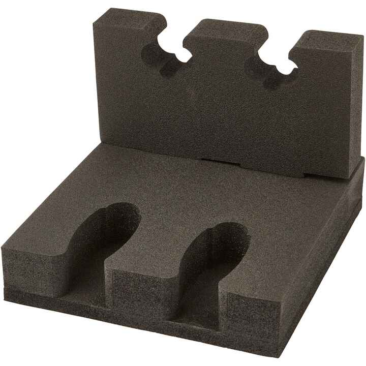 Handgun holder, for 2 handguns
