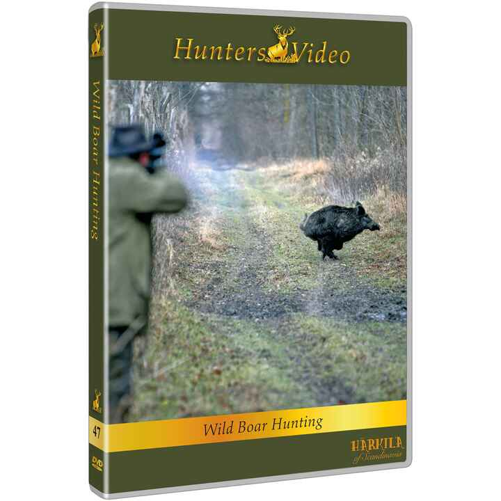 DVD: Schwarzwildjagd, Hunters Video