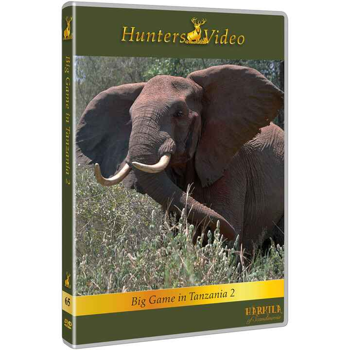 DVD: Big Game in Tansania 2, Hunters Video