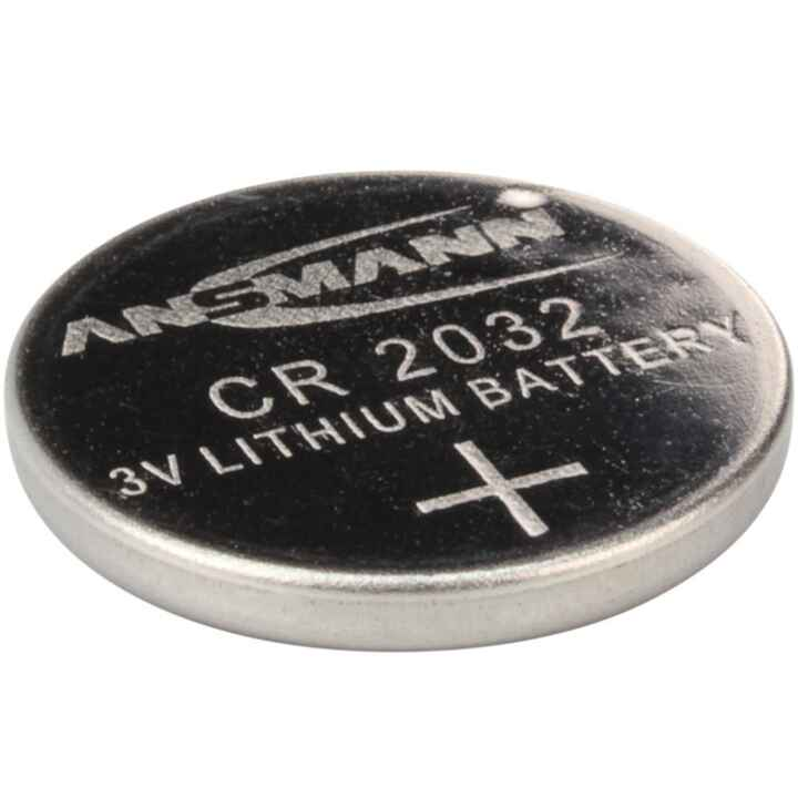 Batterie CR 2032, 6er-Pack, Ansmann