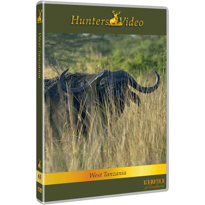 DVD: West Tansania, Hunters Video