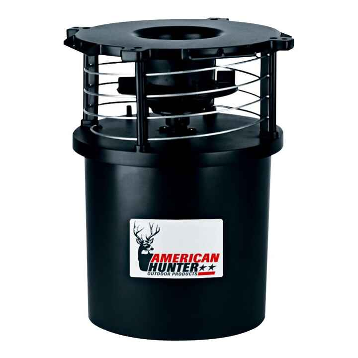 American Hunter, automatic feeder