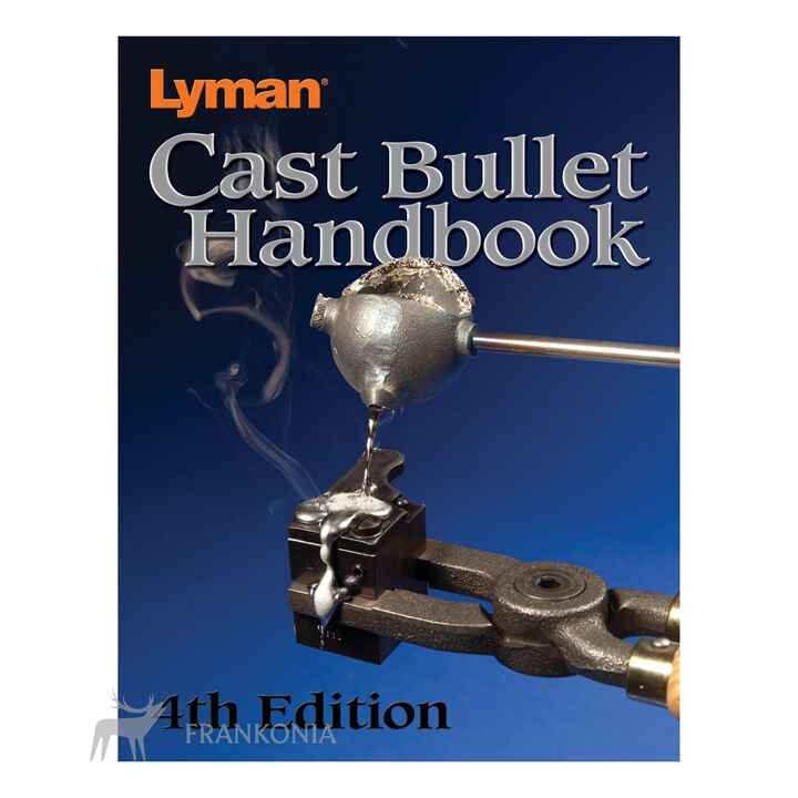 Buch: Cast Bullet Handbook, 4th Edition, Lyman