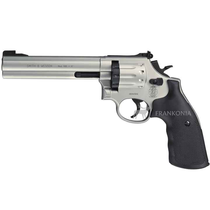 CO2 Revolver Modell 686, Smith & Wesson