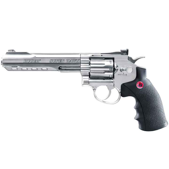 Airsoft Revolver Super Hawk, Ruger