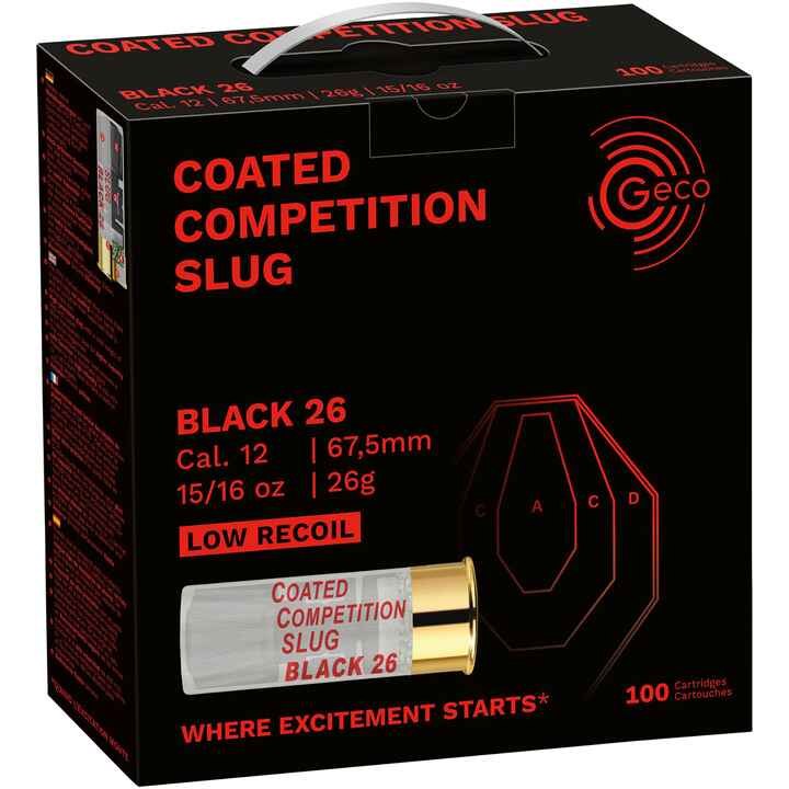 12/67,5 Coated Competition Slug 28g, Geco