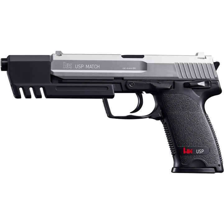 Airsoft Pistole USP Match, Heckler & Koch