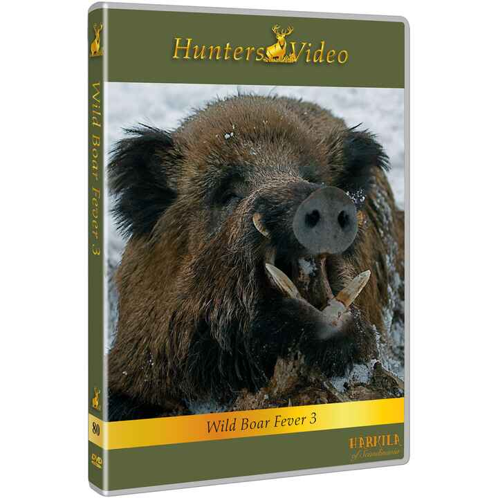 DVD: Schwarzwildfieber 3, Hunters Video