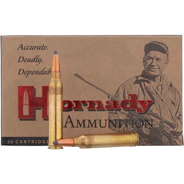 .300 Win. Mag, SP 180 grs., Hornady