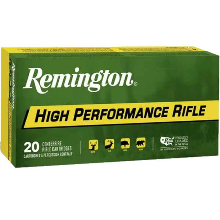 .222 Rem., PSP 50 grs., Remington