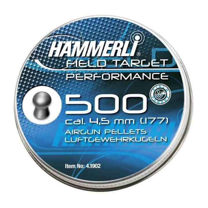 Field Target Performance 4,50 mm, Hämmerli
