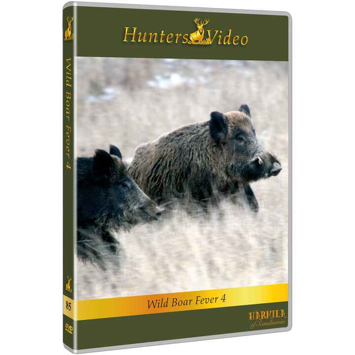 DVD: Schwarzwildfieber 4, Hunters Video