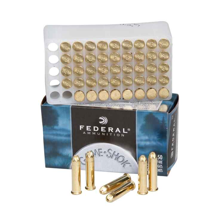 .22 lfb. Lead Bird Shot 25 grs., Federal Ammunition