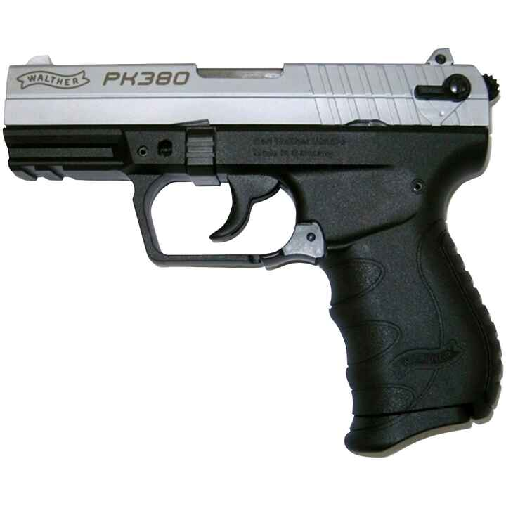 Pistole PK380, Walther