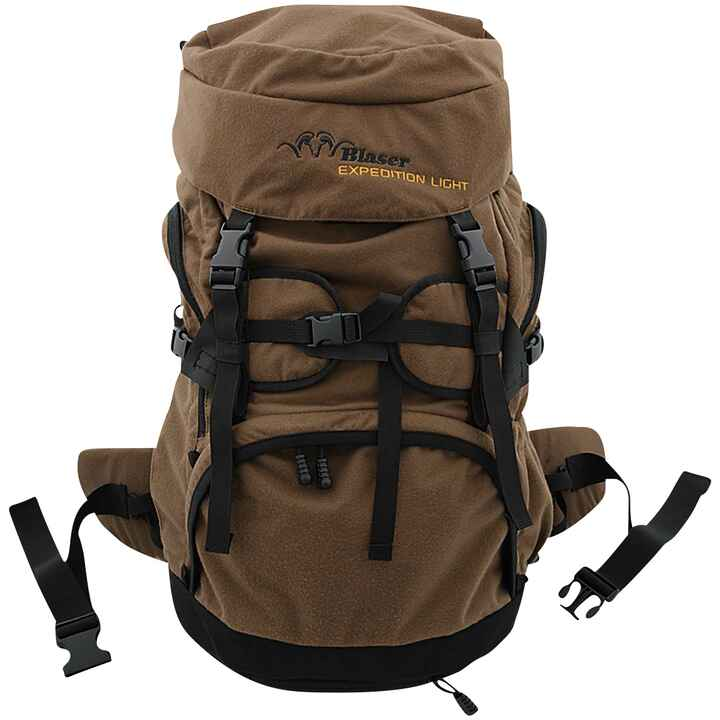 Rucksack Expedition Light, Blaser