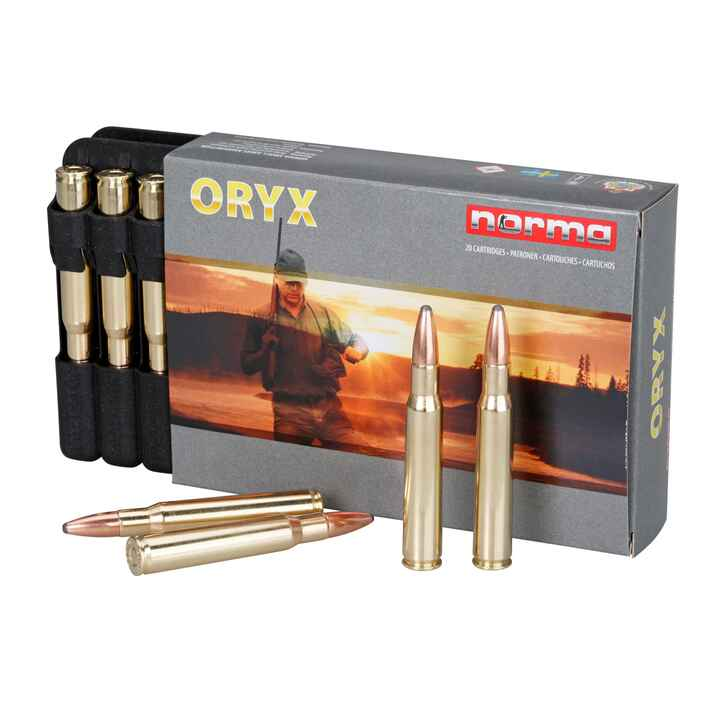 .30-06 Spr. Oryx 165 grs., Norma