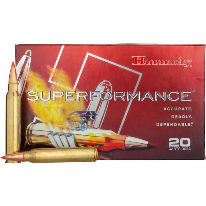 .300 Win. Mag. Superf. SST 180 grs., Hornady