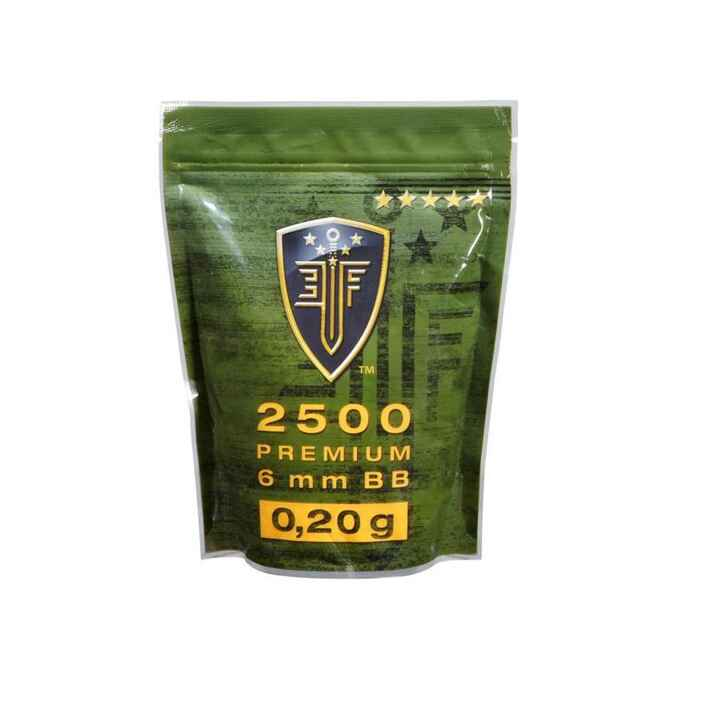 Softair - BB's Premium 0,25 g, Elite Force