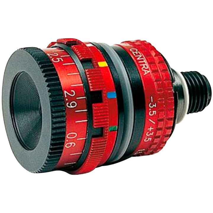 Irisblende Sight 3.0 Filter-Optik, Centra
