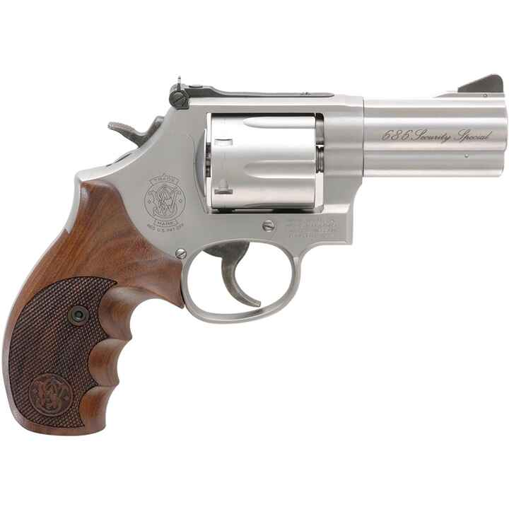 "Revolver 686 Security Special 3"", Smith & Wesson"