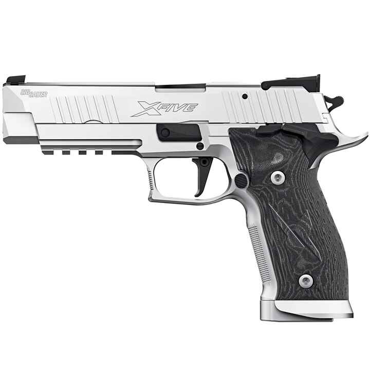 Pistole P226 X-Five Super Match, SIG Sauer