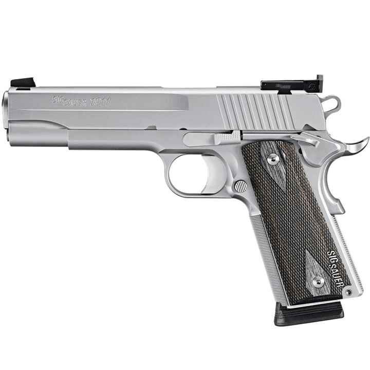 Pistole 1911 Stainless Target, SIG Sauer