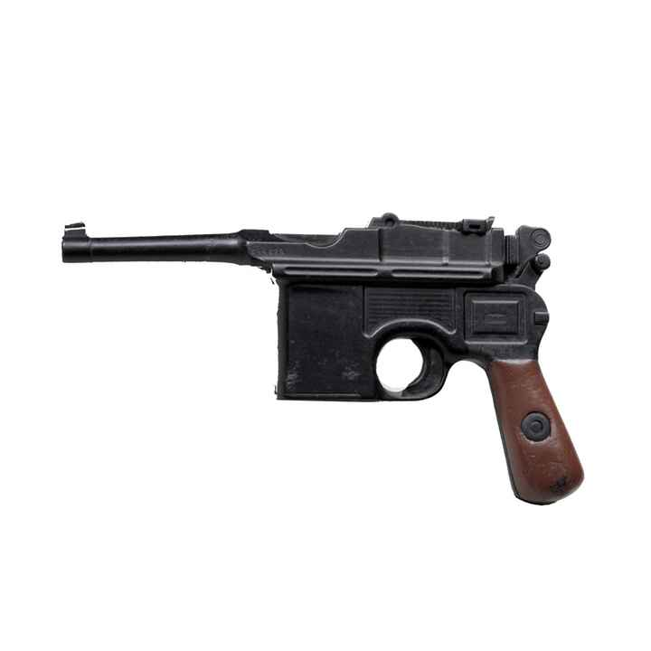Trainingspistole Mauser Broomhan, BLUEGUNS