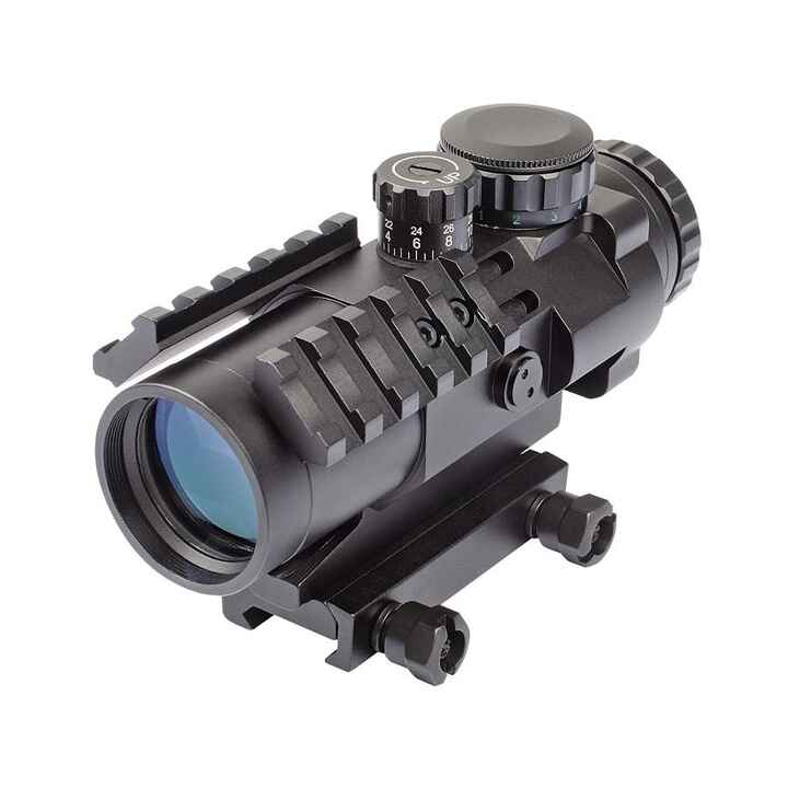 Leuchtpunktvisier Prismatic Supra Reflex, Bering Optics