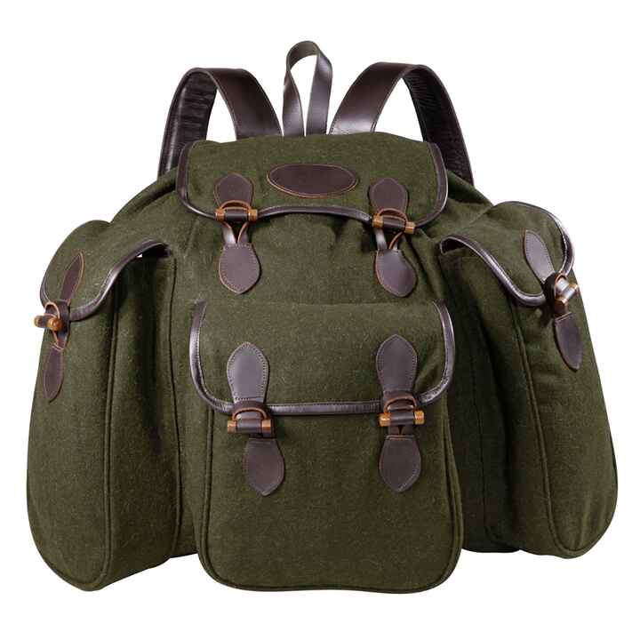 Rucksack Loden Luxus, Parforce