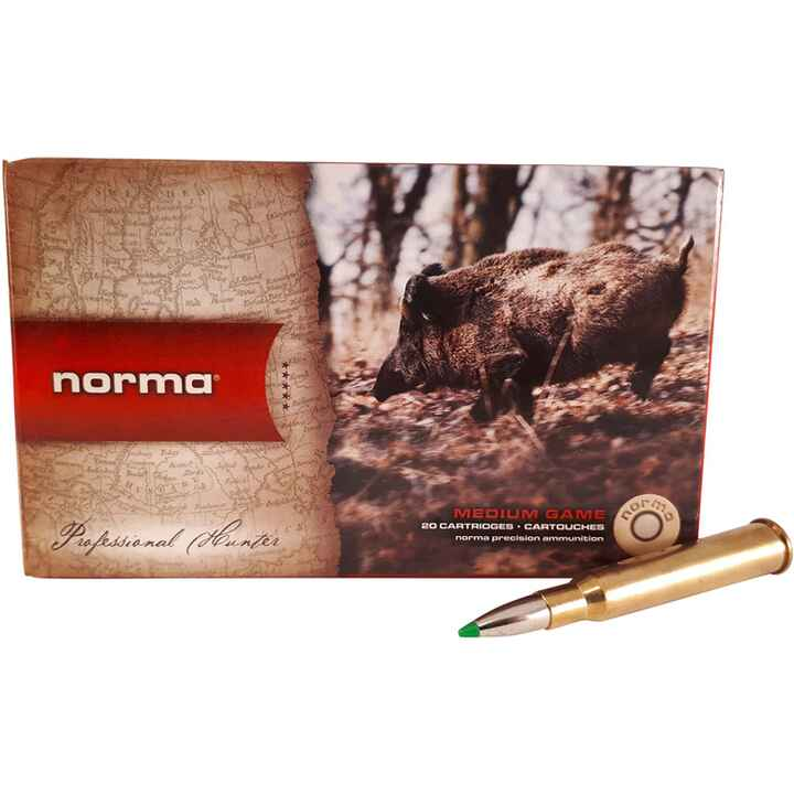 7x65R Ecostrike 140 grs., Norma