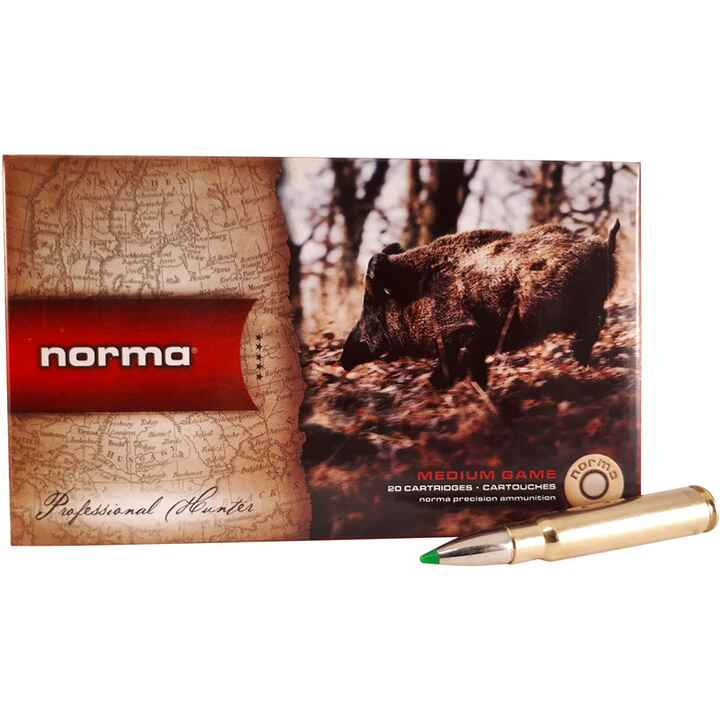 8x57 IS Ecostrike 160 grs., Norma