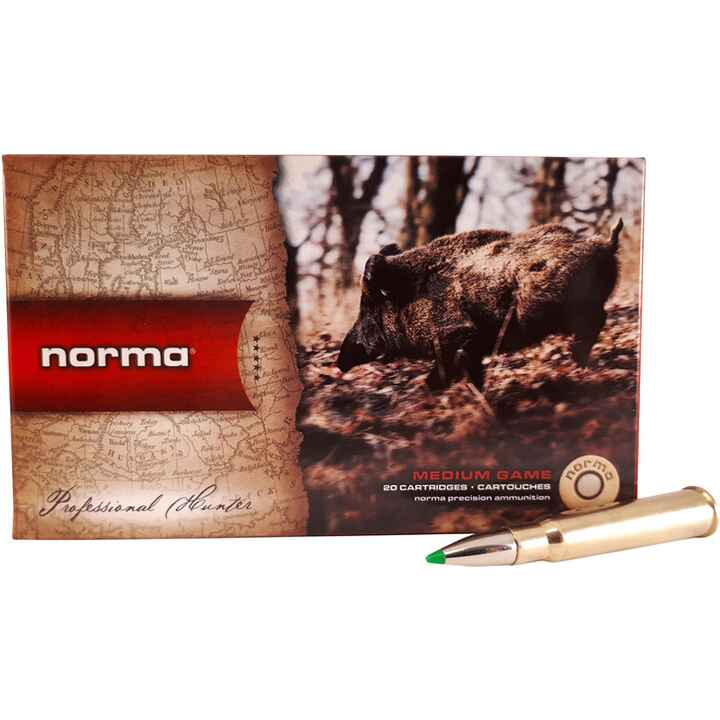8x57 IRS Ecostrike 160 grs., Norma