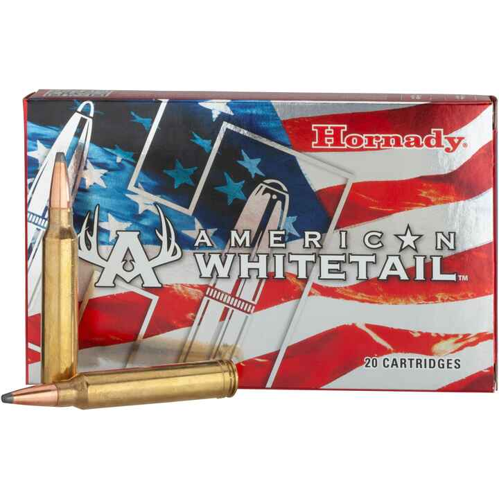 .300 Win. Mag. American Whitetail, Interlock SP 180 grs., Hornady